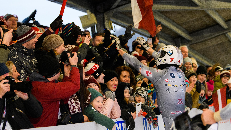 Pasaules kausa sezona sāksies ar divām nedēļas nogalēm Siguldā