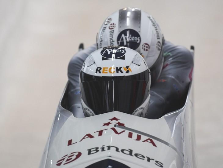 Frīdriham uzvara un jauns rekords, Ķibermanim sestā vieta